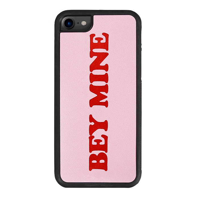 Beyoncé Drops Valentine's Day Merchandise bey mine phone case