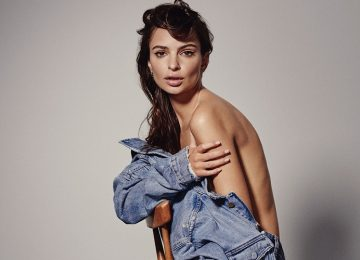 Emily Ratajkowski, Maye Musk & More Front DL1961's Spring 2018 Ads