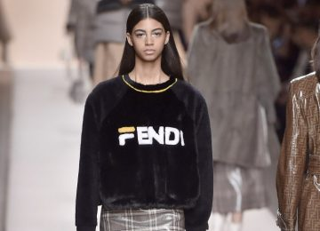 Fendi Fall 2018 Collection at MFW