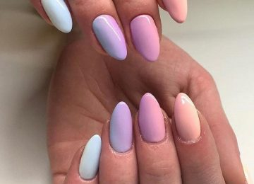 Gorgeous Pastel Nail Art to Try