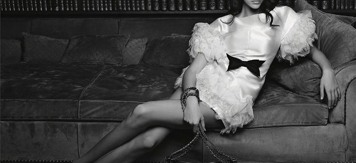 Kaia Gerber Fronts Her First Chanel Campaign