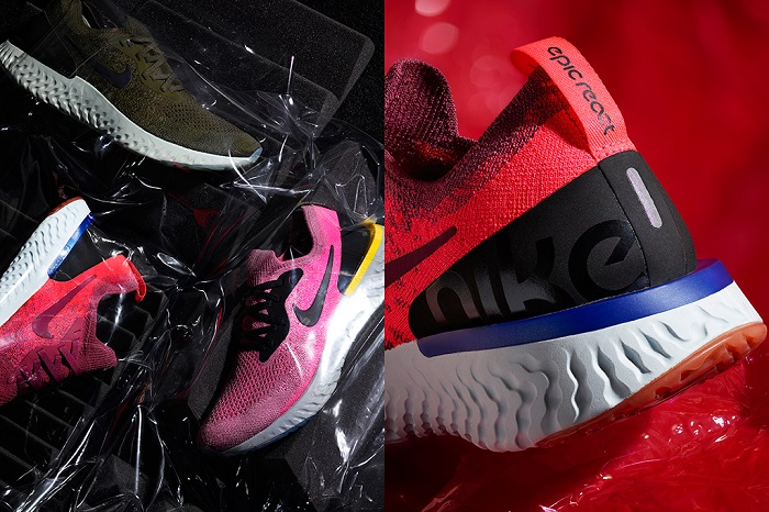 Nike's Unlaced Is About to Change the Future of Women's Sneakers pink red sneakers