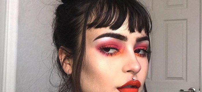 16 Flawless Ways to Pull Off the Red Eyeshadow Trend