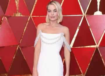Best Dressed Celebrities at The Oscars 2018