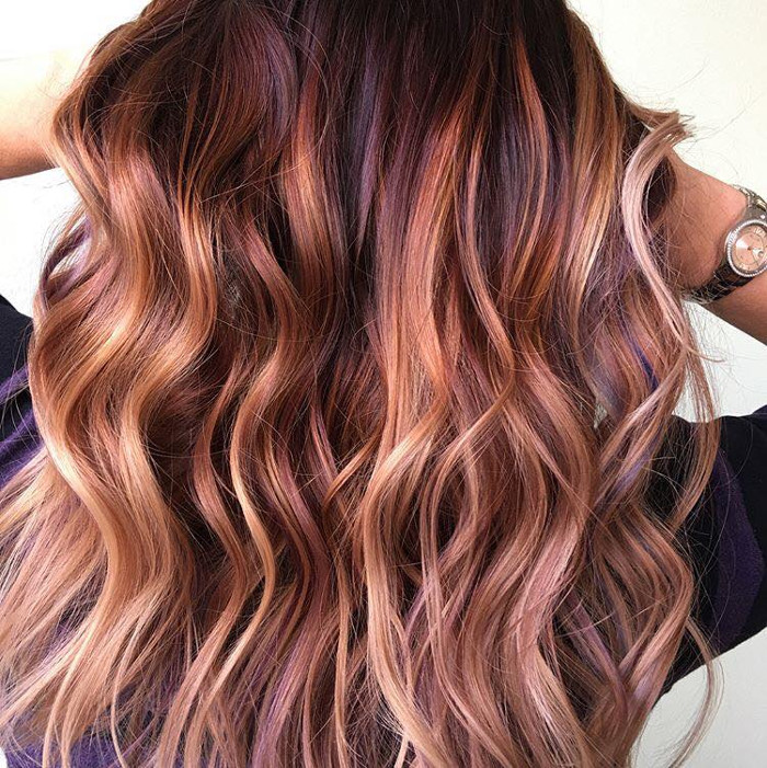 Fruit Juice Is The Hottest Spring Hair Trend