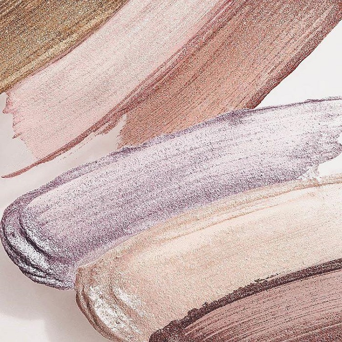 Glossier Debuted Lidstar Eyeshadow at The 2018 Oscars eyeshadow range