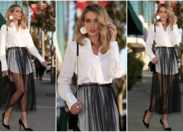 How To Wear Tulle Skirts