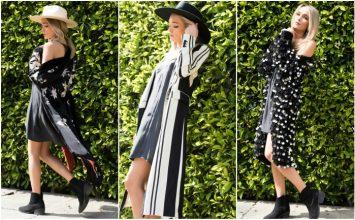 One Slip Dress, Three Different Ways