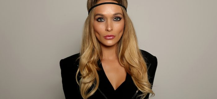 Versace Runway Makeup Tutorial