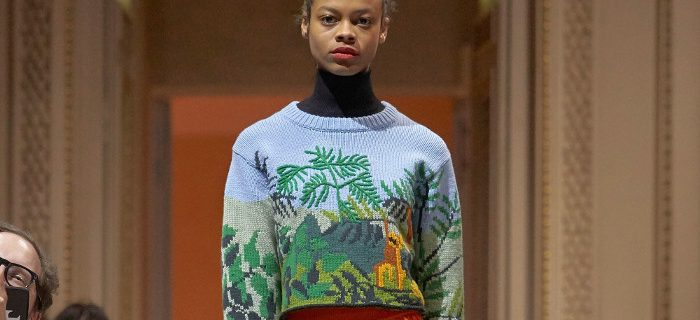 Kenzo La Memento Collection Fall 2018 Collection at PFW