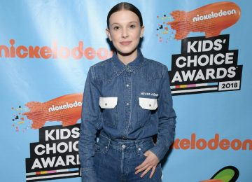 Kids' Choice Awards: Millie Bobby Brown Honors Parkland Victims With Her Shirt