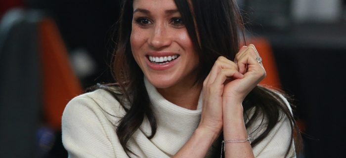 Meet The Man Who Was Meghan Markle's First Kiss
