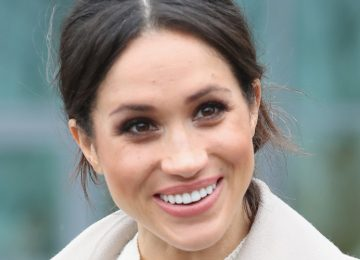 Meghan Markle's Favorite Lipstick is Inspired By a Celebrity
