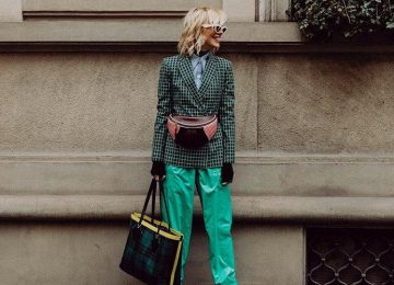 Plaid Craze: Involve This Chic Print in Your Spring Looks