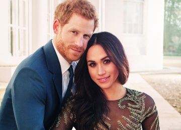 Prince Harry Is Reportedly Inviting His Exes to His Wedding