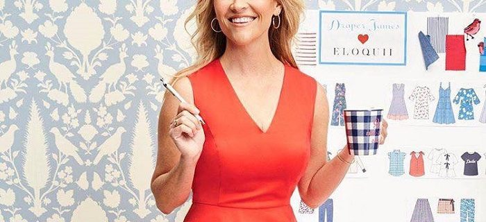 Reese Witherspoon's Draper James Gets into Plus Sizing with Eloquii