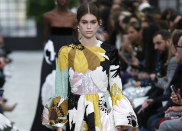 Valentino Fall 2018 Collection at PFW