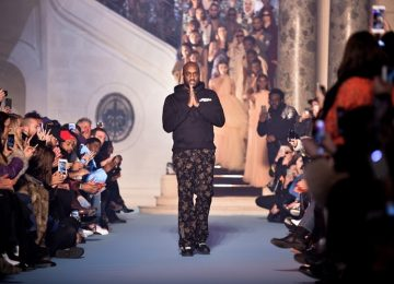 Virgil Abloh Is Louis Vuitton's New Menswear Artistic Director