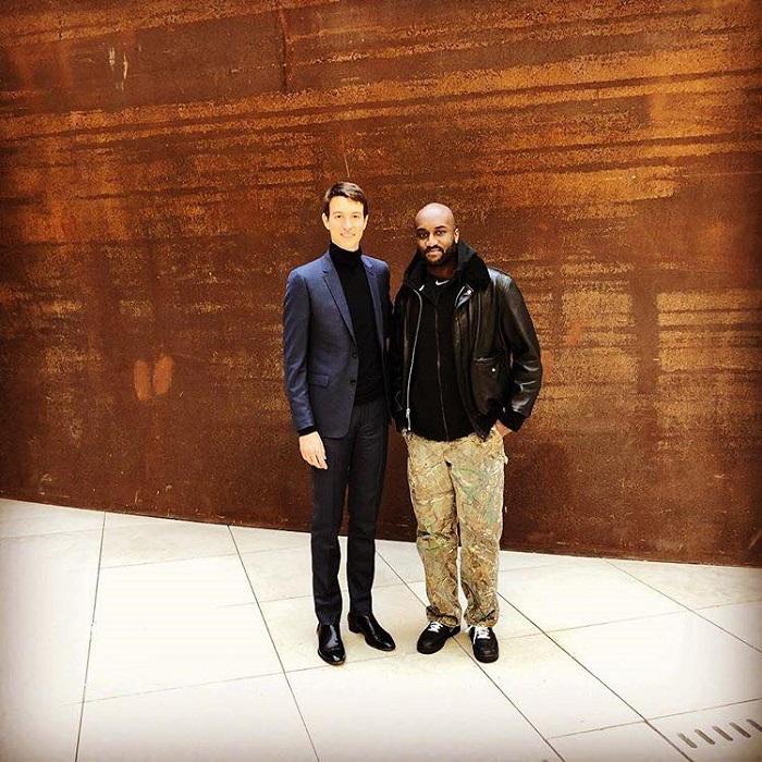 Virgil Abloh Is Louis Vuitton's New Menswear Artistic Director Alexandre Arnault