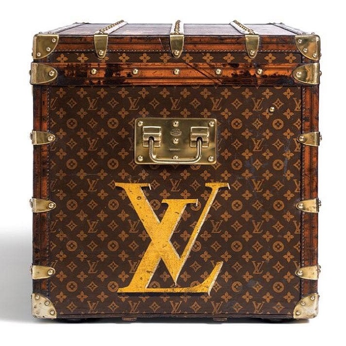 Virgil Abloh Is Louis Vuitton's New Menswear Artistic Director suitcase