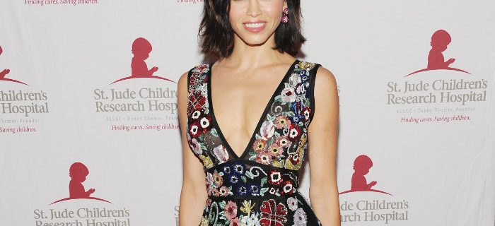Jenna Dewan Hits The Red Carpet in a Floral Gown For The First Time After Split