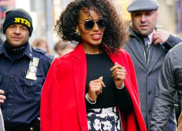 Kerry Washington Is Here to Teach You How to Elevate Your Spring Style