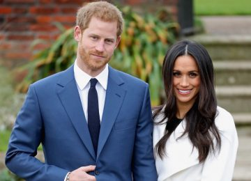 Prince Harry Announced His Best Man
