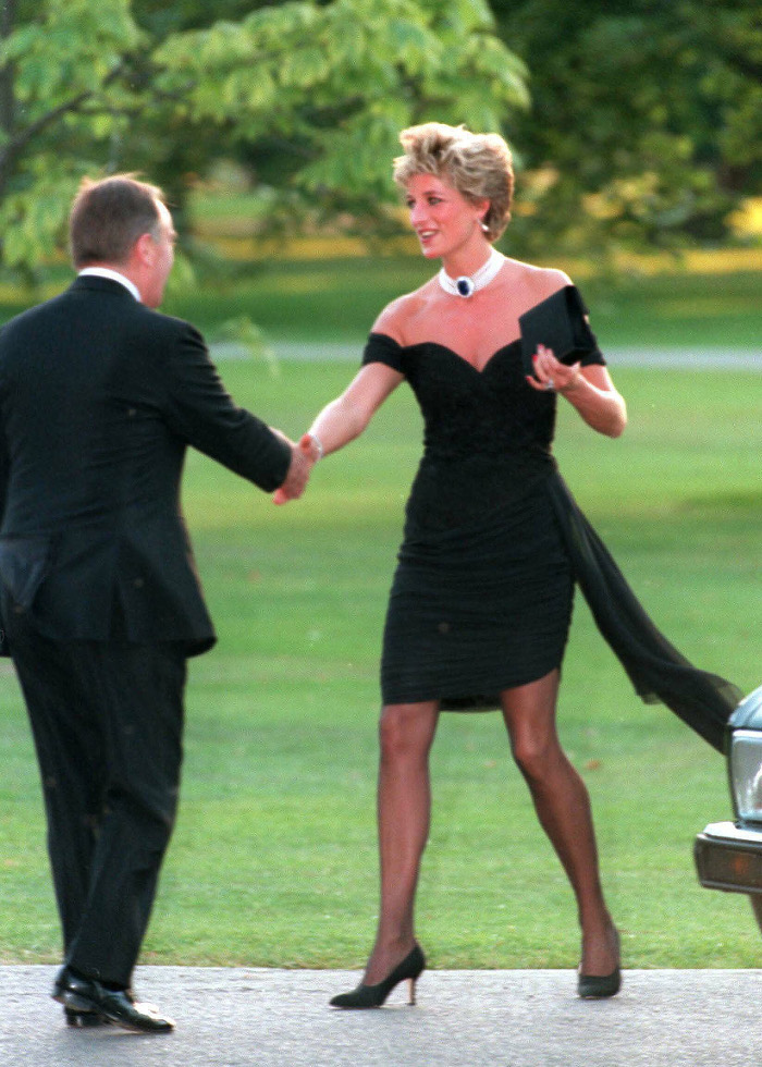The Hottest Celebrity Revenge Dresses Princess Diana