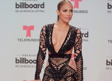 The Sultriest Black Dresses Spotted on Celebrities