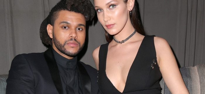 Bella Hadid & The Weeknd Spotted Kissing in Cannes