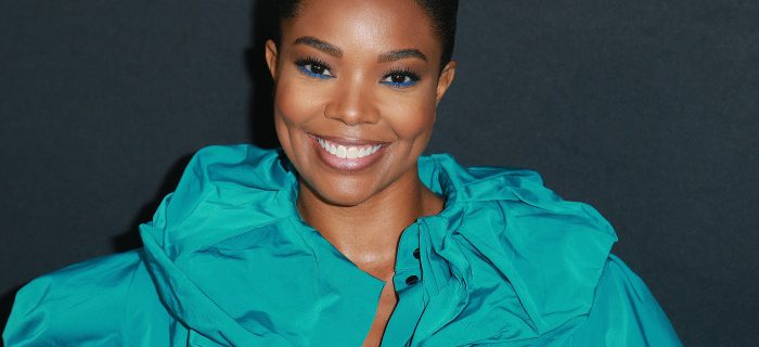 Gabrielle Union Teaches a Lesson in Spring Style & Makeup