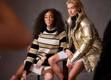 Hailey Baldwin & Winnie Harlow Are Tommy Hilfiger's New Ambassadors