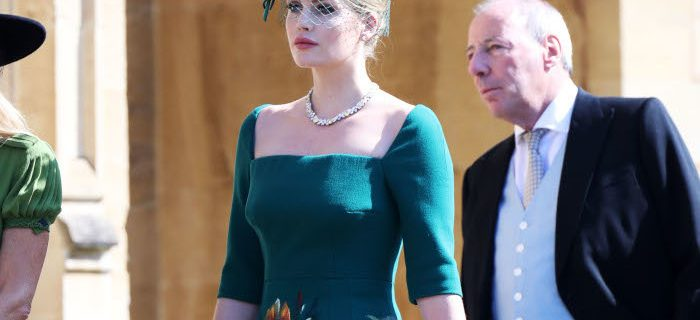 Lady Kitty Spencer is Bvlgari's Newest Ambassador