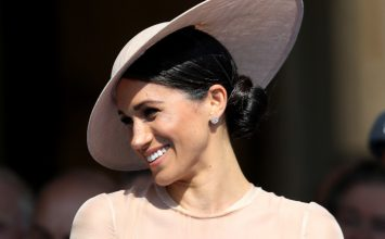 Meghan Markle Found an Elegant Way to Wear a Sheer Dress