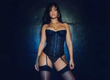 Rihanna's Savage x Fenty Lingerie Line Is Here
