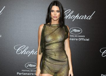 Kendall Jenner's Sexiest, Most Naked Looks