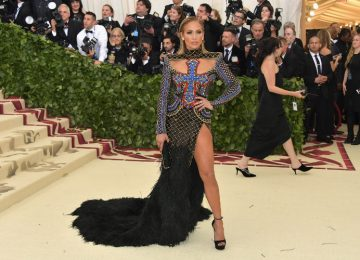 The Sexiest Dresses From The 2018 Met Gala