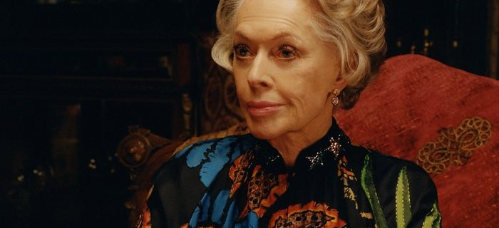 Tippi Hedren Fronts Gucci's Jewelry Campaign at 88