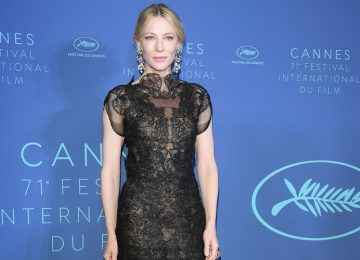 Why Cate Blanchett Re-Wore a Dress on The Red Carpet