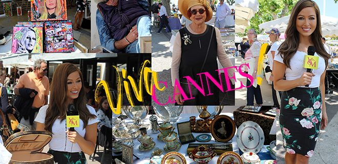 Viva Cannes Episode 3: Candid On the Streets of Cannes