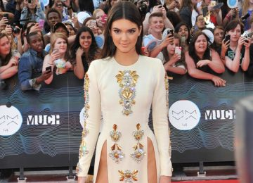 15 Times Celebrities Doubled on High Slits