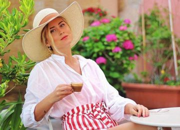 16 Ways To Style A Straw Hat For Hot Days