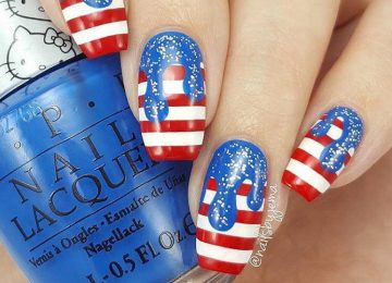 4th Of July Nail Inspo to Celebrate Independence Day with Style