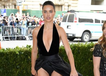 The Riskiest Celeb Looks That Led to Wardrobe Malfunctions