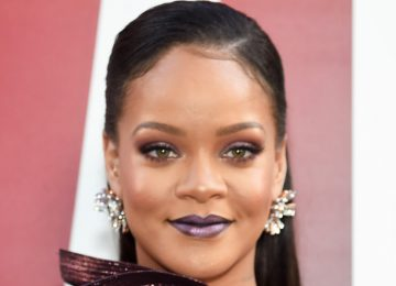 "Rihanna Teased New Fenty Products at ""Ocean's 8"" Premiere"