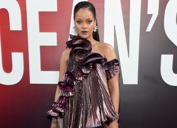 Rihanna Wins The Red Carpet With a Chic Givenchy Dress