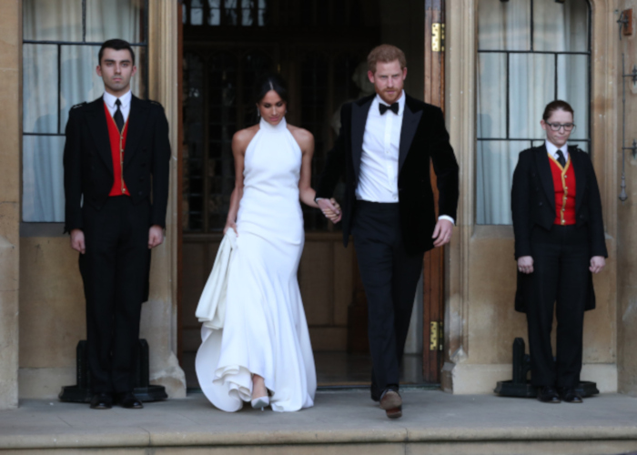 stella mccartney to sell replicas of meghan markle39s With stella mccartney wedding dress