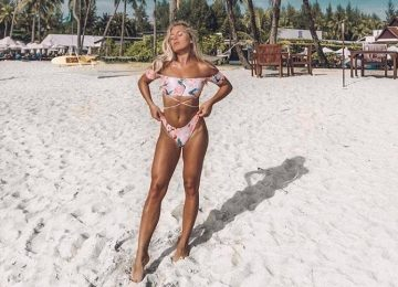 Trendiest Swimsuit Designs To Flaunt At The Beach
