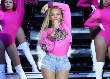 Beyoncé & Balmain To Release Charitable Coachella-Inspired Merch