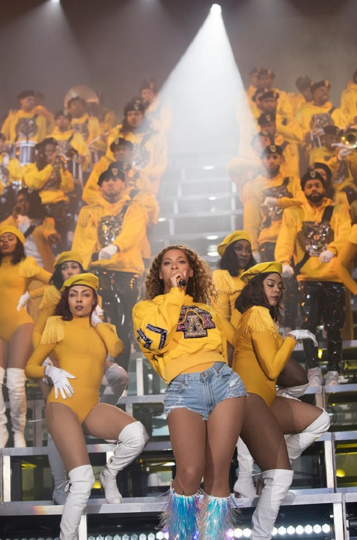Beyoncé & Balmain To Release Charitable Coachella-Inspired Merch 1
